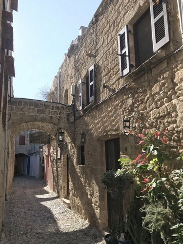 BUILDING for Rent - COMUNE RHODES TOWN