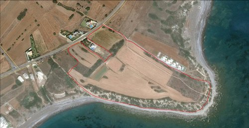 field for hotel for Sale - COMUNE SOUTH RHODES